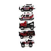 Juguetes para vehículos Vehículos de metal Carros de juguete Coche de carreras Juguetes Coche Aleación de Metal Metal Clásico y Atemporal