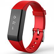 deportes a6 ritmo cardíaco pulsera inteligente y seguimiento de la actividad del sueño monitoreo IP68 a prueba de agua