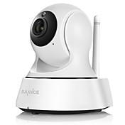 sannce® trådløst ip kamera overvåking kamera wifi 720p nattesyn cctv kamera baby monitor