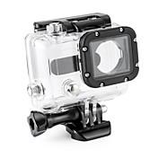 보호케이스 방수 하우징 케이스 방수 에 대한 액션 카메라 Gopro 3 스노모바일 보트 카약 웨이크보드 잠수 스키 서핑