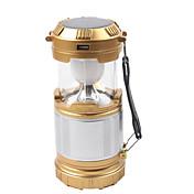Lanterner & Telt Lamper LED 850lm 1 lys tilstand med lader Oppladbar / Vanntett / mobile strømforsyning Camping / Vandring / Grotte