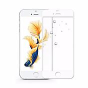 Protector de pantalla Apple para iPhone 7 Plus Vidrio Templado 1 pieza Protector de Pantalla, Integral Borde Curvado 2.5D Dureza 9H Alta