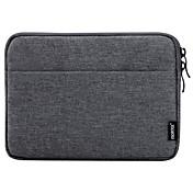 Etui Til Apple iPad Mini 4 iPad Mini 3/2/1 Støtsikker Heldekkende etui Helfarge Myk tekstil til iPad Mini 4 iPad Mini 3/2/1 Apple