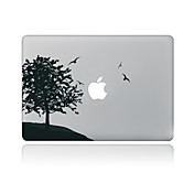 1 stk Hud Klistremerke til Motstår Risser Blomster/botanikk Mønster PVC MacBook Pro 15'' med Retina MacBook Pro 15 '' MacBook Pro 13''