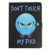 Funda Para Apple iPad Mini 4 Mini iPad 3/2/1 iPad 4/3/2 iPad Air 2 iPad Air Soporte de Coche Antigolpes con Soporte Flip Funda de Cuerpo