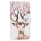 Funda Para Samsung Galaxy S8 Plus S8 Soporte de Coche Cartera con Soporte Flip Magnética Diseños Funda de Cuerpo Entero Animal Dura Cuero