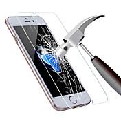 Protector de pantalla Apple para iPhone 6s Plus iPhone 6 Plus Vidrio Templado 1 pieza Protector de Pantalla Frontal Borde Curvado 2.5D