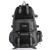 50l travel duffel organizador de viajes daypack mochila hiking&Paquete mochila paquete portátil mochila camping&Viajes de