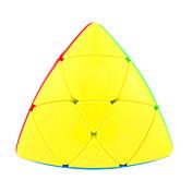 Cubo de rubik MoYu Tetaedro Mastermorphix Cubo velocidad suave Cubos mágicos Juguete Educativo Antiestrés rompecabezas del cubo Adhesivo