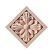 Blomstret/Botanisk Veggklistremerker Fly vægklistermærker Dekorative Mur Klistermærker,Papir Materiale Hjem Dekor Veggoverføringsbilde