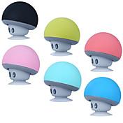 Bluetooth 2.0 3.5mm Trådløse Bluetooth-høyttalere Svart Mørkeblå Gul Fuksia Perle Rosa