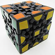 Cubo de rubik Cubo velocidad suave Etiqueta transparente muelle ajustable Cubos Mágicos Accesorio de Magia Juguete Educativo Plásticos