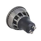 3W 320lm GU10 LED-spotpærer 1 LED perler COB Mulighet for demping Varm hvit / Kjølig hvit 110-220V