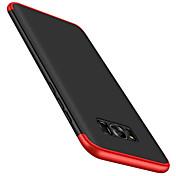 케이스 제품 Samsung Galaxy S8 Plus S8 반투명 풀 바디 한 색상 하드 PC 용 S8 Plus S8 S7 edge
