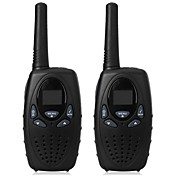 1 vatio de largo alcance negro 2pcs walkie talkie radio escáner frs gmrs 2 vías cb radios uhf ptt vox transmisor pmr para niños