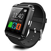 u8 smartwatch se bluetooth svar og ring telefon passometer innbruddsalarm funcitons