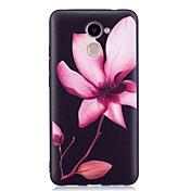 Funda Para Huawei P9 Lite Huawei Diseños Funda Trasera Flor Suave TPU para P10 Lite P10 Huawei P9 Lite P8 Lite (2017) Honor 6X Huawei Y5