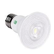 YWXLIGHT® 7W 700-800 lm E27 LED PAR-lamper PAR20 7 leds SMD 3030 Mulighet for demping Dekorativ Kjølig hvit AC85-265