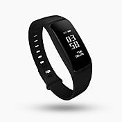 Reloj elegante V07 for iOS / Android Monitor de Pulso Cardiaco / Medición de la Presión Sanguínea / Calorías Quemadas / Standby Largo / Pantalla Táctil Seguimiento del Sueño / Encontrar Mi Dispositivo