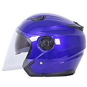 Medio Casco Rapidez Moldura de Relajación Durabilidad Los cascos de motocicleta
