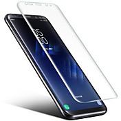 화면 보호기 Samsung Galaxy 용 Note 8 TPU 1개 화면 보호 필름 3D커브 엣지 지문 방지 울트라 씬