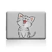 "MacBook Etui til Katt PVC Ny MacBook Pro 15"" Ny MacBook Pro 13"" Macbook Pro 15 "" MacBook Air 13 "" MacBook Pro 13 "" MacBook Air 11 """