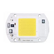 1pc COB 220-240V Selvlysende Led Brikke for DIY LED Flood Light Spotlight 20W