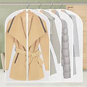 Textil El plastico Óvalo Anti-Polvo Casa Organización, 9pcs Organizadores de Armario Unidades de Almacenamiento