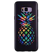 Funda Para Samsung Galaxy S8 Plus S8 Diseños Funda Trasera Fruta Suave TPU para S8 Plus S8 S7 edge S7 S6 edge S6