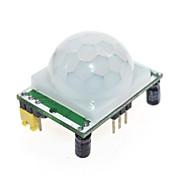 Pyroelektrisk infrarød PIR bevegelse Sensor Modul