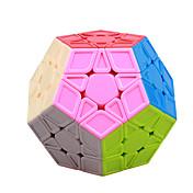 Cubo de rubik QIYI QIHENG S 156 Dodecaedreo Cubo velocidad suave Cubos mágicos rompecabezas del cubo Nivel profesional Regalo Unisex