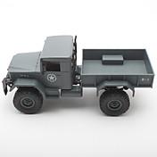 Coche de radiocontrol  WPLB-14 2.4G Escalada de coches Alta Velocidad 4WD Drift Car Buggy KM / H Control remoto Recargable Eléctrico