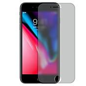 Skjermbeskytter Apple til iPhone 8 Plus Herdet Glass 1 stk Skjermbeskyttelse Personvern Anti-Spion Motstår Risser Matt Eksplosjonssikker