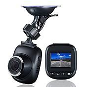 1080p Bil DVR 150 grader Bred vinkel CMOS 1.5 tommers TFT Dash Cam med Night Vision / G-Sensor / Parkeringsmodus Bilopptaker / WDR