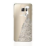 Funda Para Samsung Galaxy S8 Plus S8 Diseños Funda Trasera Chica Sexy Suave TPU para S8 Plus S8 S7 edge S7 S6 edge plus S6 edge S6