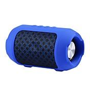 BS116 Bocina Bluetooth Bluetooth 4.2 Audio (3.5mm) USB Altavoz Exterior Verde Trébol Negro Rojo Azul
