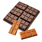 Cake Moulds For Godteri Til Småkaker Til Kake Til Sjokolade Kake silica Gel GDS Høsttakkefest Valentinsdag Bursdag baking Tool