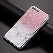 Para iPhone X iPhone 8 iPhone 7 iPhone 6 Funda iPhone 5 Carcasa Funda Diseños Cubierta Trasera Funda Mármol Suave TPU para Apple iPhone X
