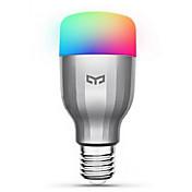 xiaomi yeelight 220v e27 smart led bulb16 millones de colores wifi habilitado trabajo con amazon alexa / google home