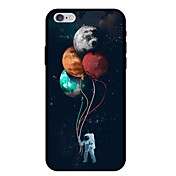 Funda Para Apple iPhone X iPhone 8 Diseños Funda Trasera Globo Suave TPU para iPhone X iPhone 8 Plus iPhone 8 iPhone 7 Plus iPhone 7