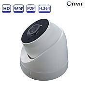 strongshine® 960p 1.3mp pan / tilt full HD ip dome kamera med infrarød dag og natt sikkerhet overvåking støtte onvif poe