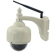 easyn® wifi ip dome utendørs vanntett h.264 2,8-12mm optisk zoom wifi