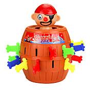 骐骏(KYLINSPORT) Mordazas y juguetes de broma Mini Clásico Gracioso / Interacción padre-hijo ABS + PC 1pcs Todoterreno Juventud Todo Regalo