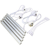 1pc 30 W 270-300 lm Growing Light Bulb 75 Cuentas LED SMD 5730 Decorativa Rojo / Azul 85-265 V / 1 pieza / Cañas / FCC