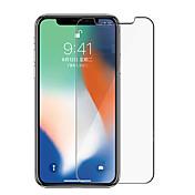 Skjermbeskytter til Apple iPhone XS / iPhone X Herdet Glass 1 stk Skjermbeskyttelse Høy Oppløsning (HD) / 9H hardhet / Anti-Blå Lys