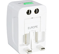 cheap -All-in-One Universal Travel Power Plug Adapter  (For International Travel)