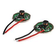 Недорогие -3,6 ~ 9В 800mA регулируется микросхемы плат для Cree и SSC светодиодов (4-упаковке)
