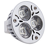 3w gu5.3 (mr16) привело прожектор mr16 3 высокой мощности привело 260-300lm естественный белый 6000k DC 12v