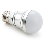 3.5 E26/E27 Lampadine globo LED A50 9 leds SMD 5730 Bianco caldo Luce fredda Bianco 200-250lm 4500K DC 12V