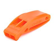 Outdoor Survival Whistle (Orange)